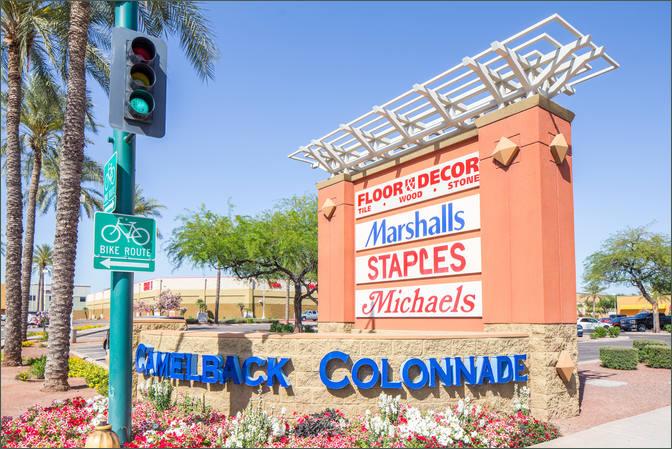 Camelback Colonnade