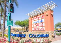Camelback Colonnade: